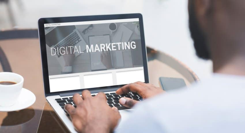 digital and social marketing