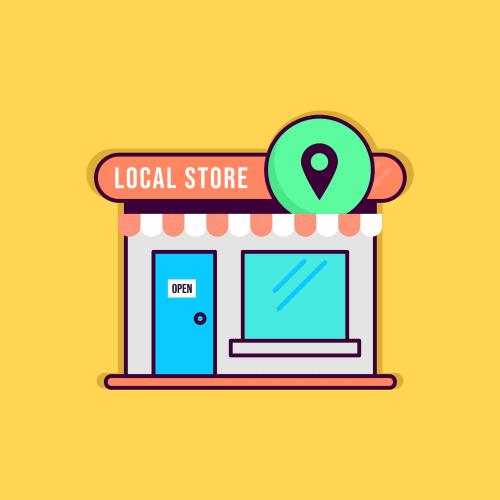 local store, store, local