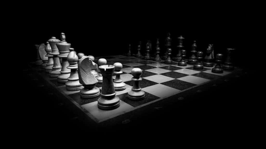 chess, chess pieces, chess board