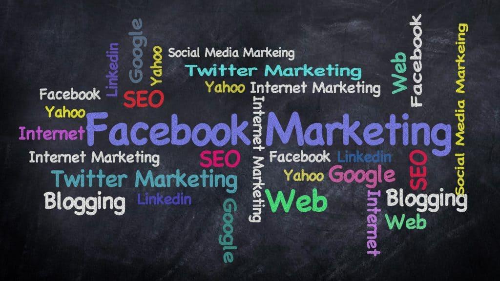 facebook, social media marketing