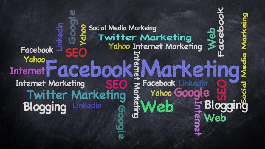 facebook, social media marketing