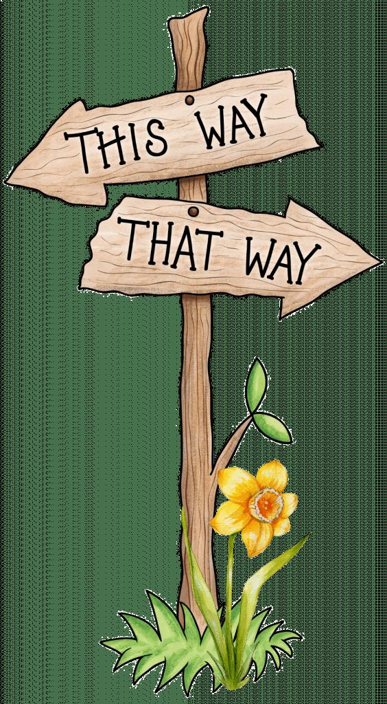 sign, direction, kids
