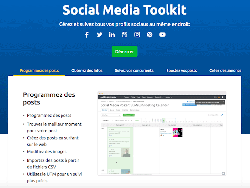 social media tool kit
