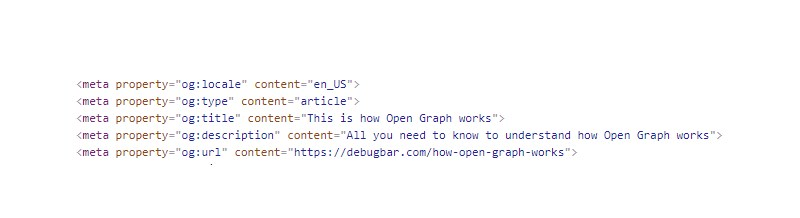 open graph protocol explained
