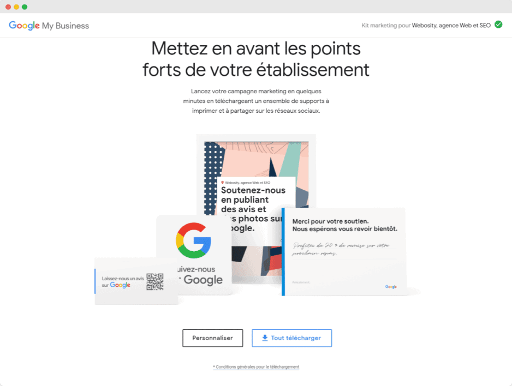 supports print google